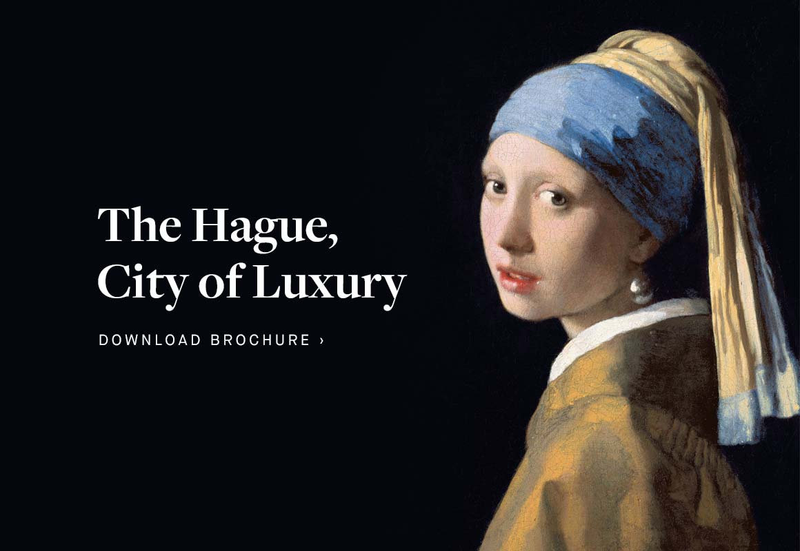 The Hague, City of Luxury - download brochure